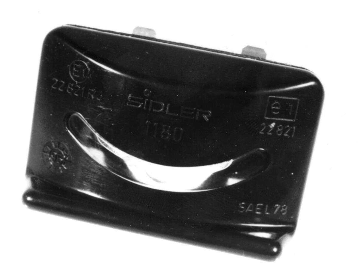 Eclairage Plaque Immatriculation Volvo 240 260 245 265 Et 740