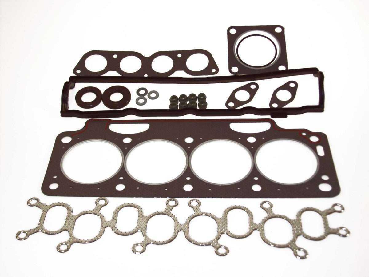 Decarb.gasket set Volvo 240 - parts for volvos