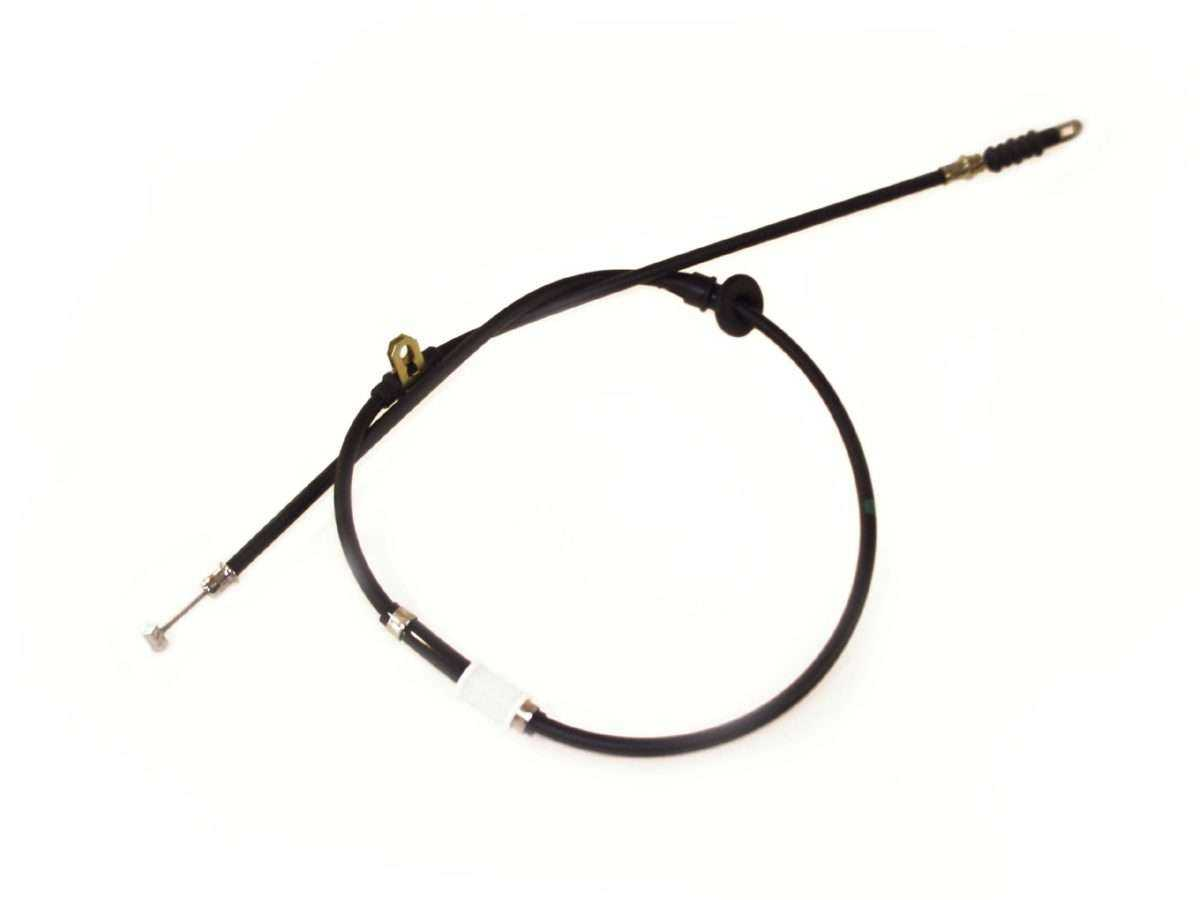cable de frein  u00e0 main gauche volvo s  v40
