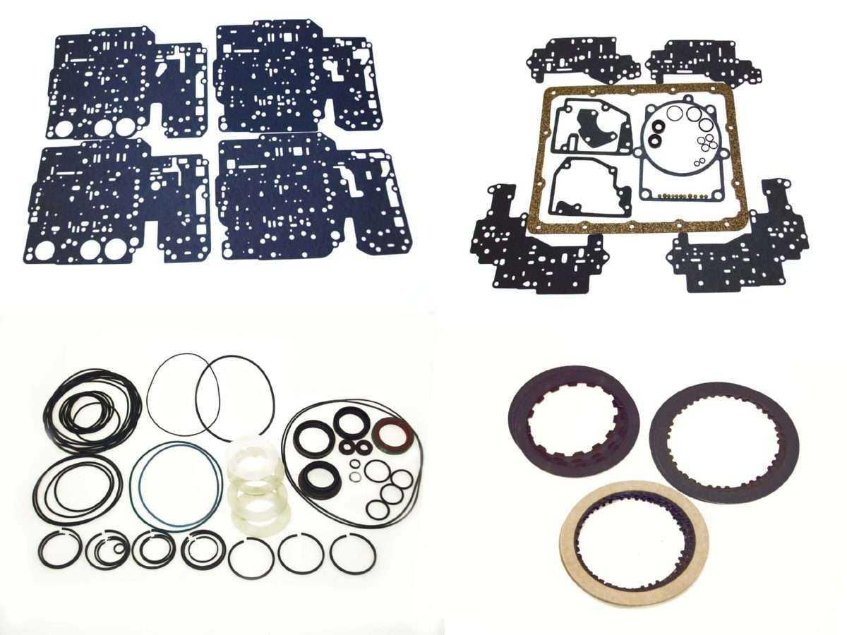 kit de reparation pour boite automatique volvo 240 740 760 780 940 et 960 pi ces pour volvo. Black Bedroom Furniture Sets. Home Design Ideas