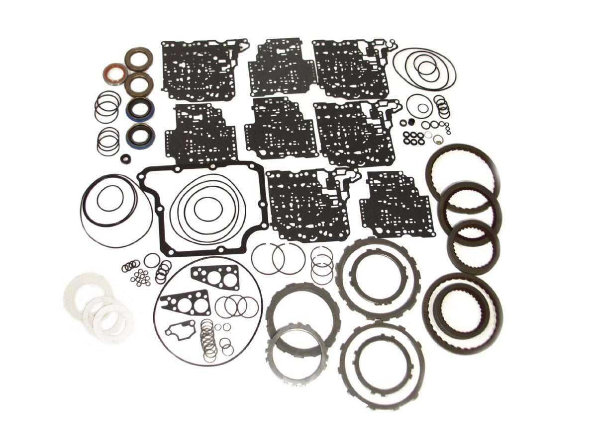 kit de refection pour boite automatique volvo toutes versions pi ces pour volvo. Black Bedroom Furniture Sets. Home Design Ideas