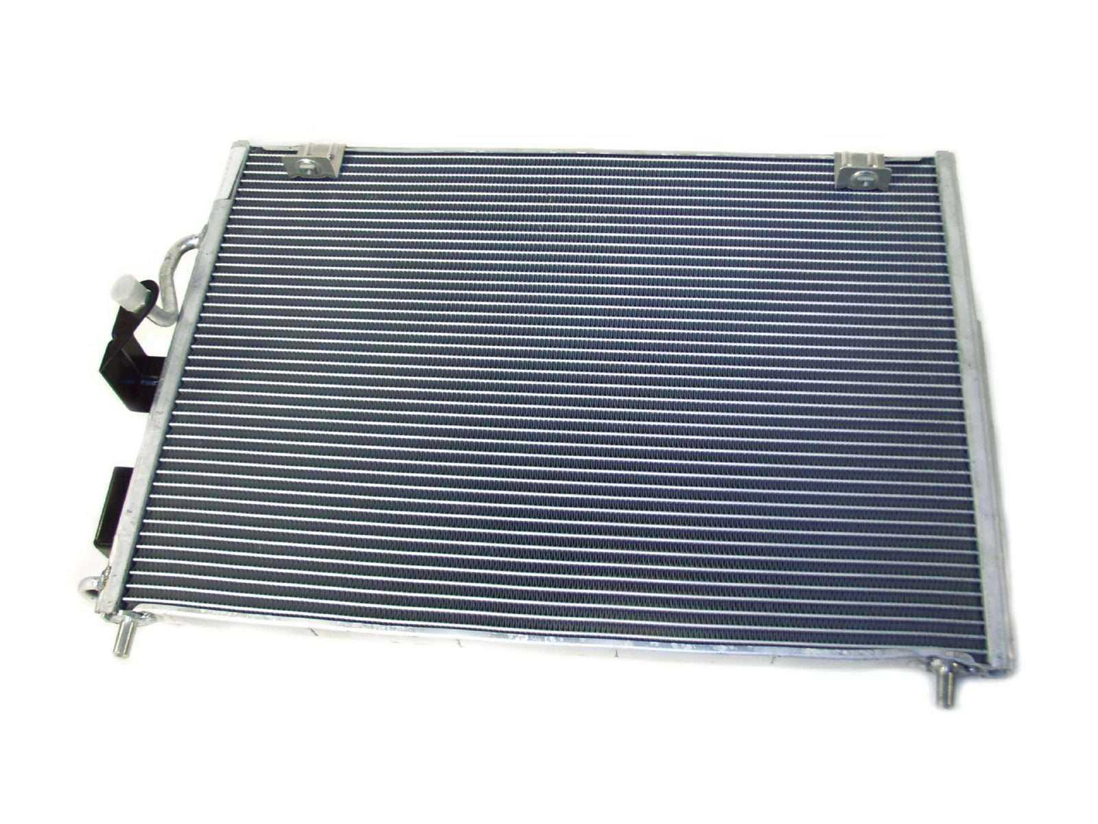 condenseur radiateur de climatisation r134a volvo 440 460 et 480 pi ces pour volvo. Black Bedroom Furniture Sets. Home Design Ideas