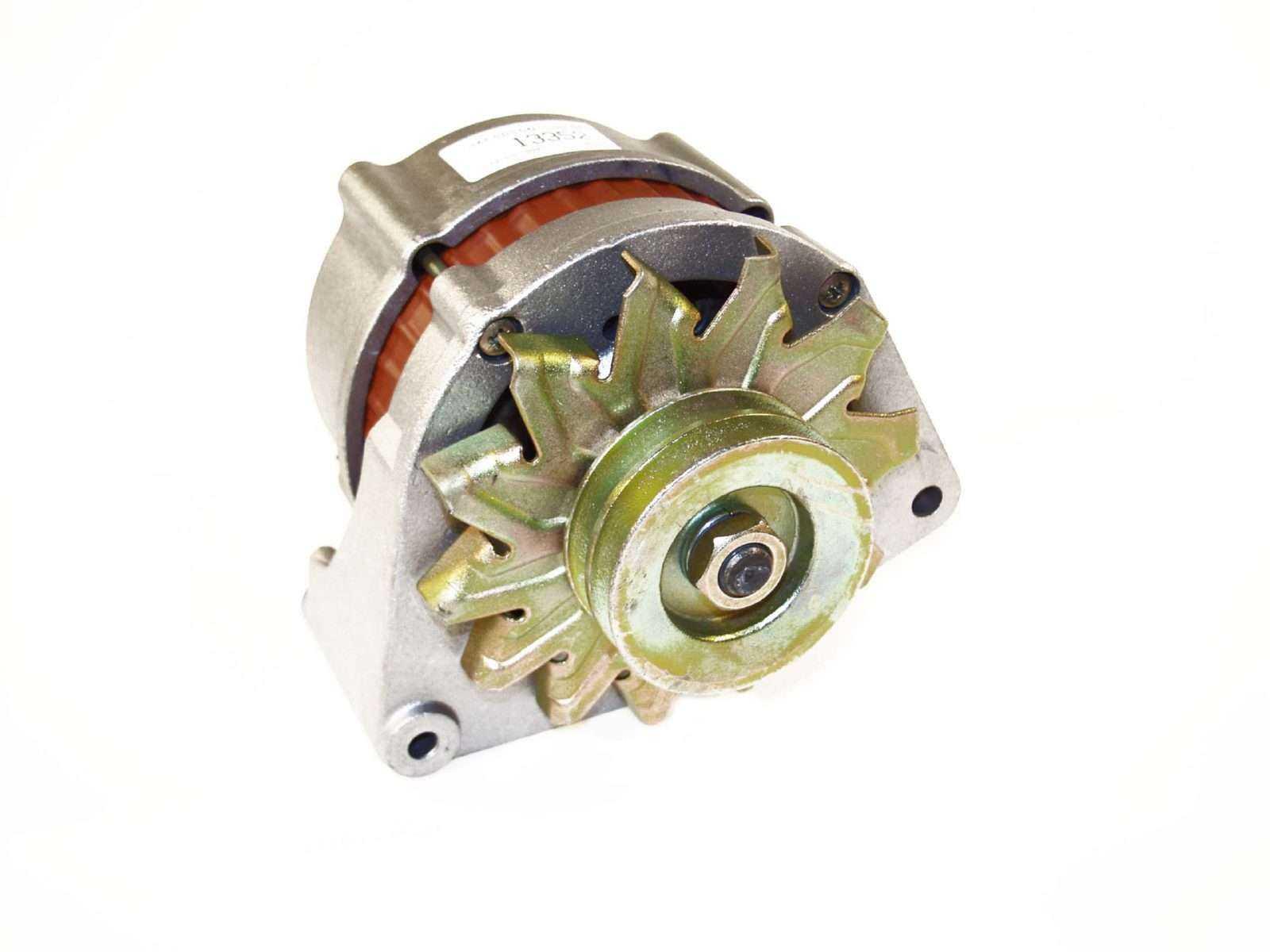 Alternador generador volvo 440 460 480