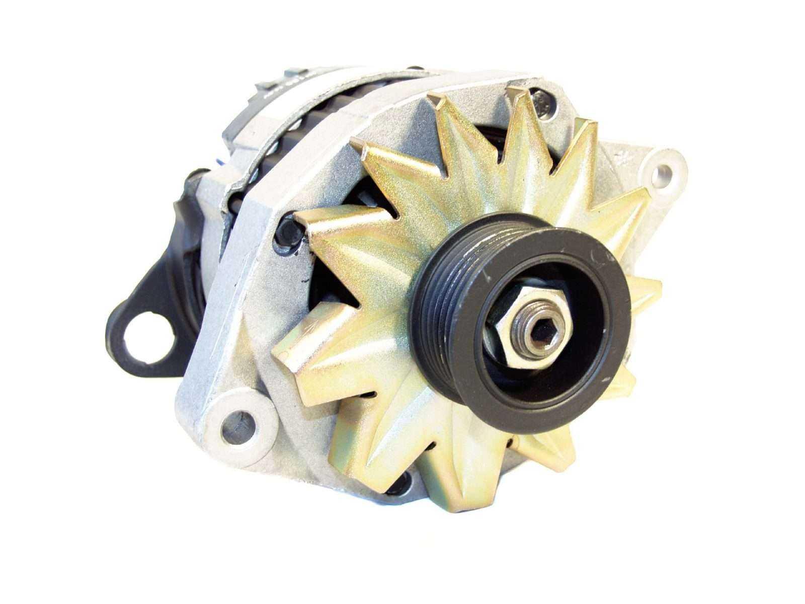 alternator fits amp amazon new com automotive dp volvo