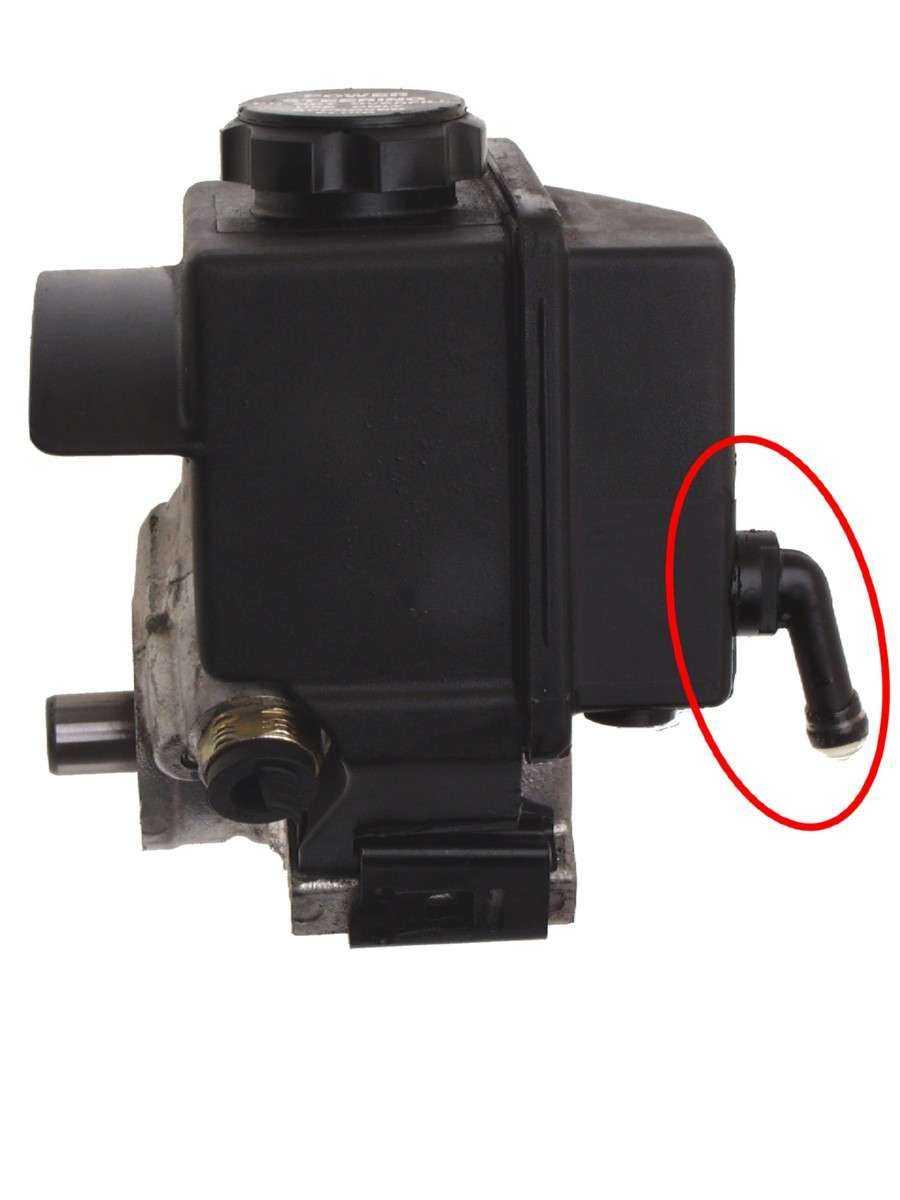 on Volvo 940 Power Steering Pump